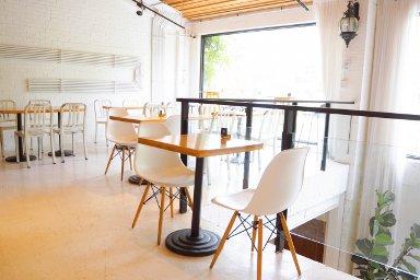 レストラン、カフェ